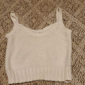 J.crew knitted tank top